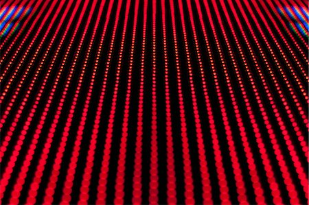 repeat - Red dot pattern, full frame Stock Photo - Premium Royalty-Free, Code: 653-03576208