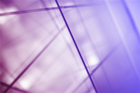 Abstract intersecting lines on a glass surface Stock Photo - Premium Royalty-Free, Code: 653-03706419