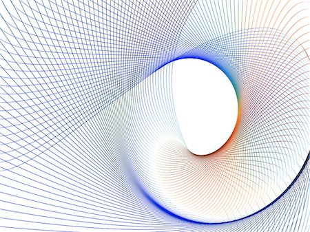 Abstract line pattern Stock Photo - Premium Royalty-Free, Code: 679-04249810