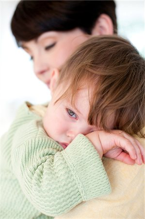 Mother and daughter Stock Photo - Premium Royalty-Free, Code: 679-04249903