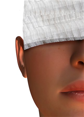 Cosmetic surgery, conceptual artwork Stock Photo - Premium Royalty-Free, Code: 679-04250109