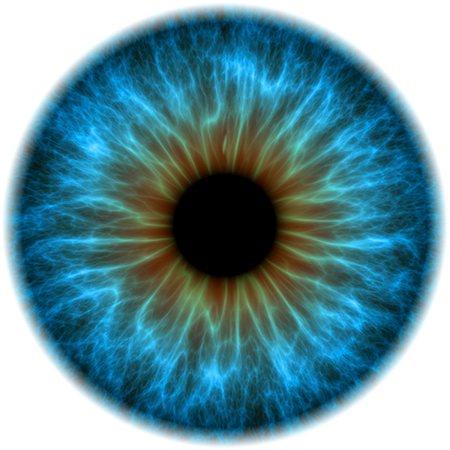 Eye, iris Stock Photo - Premium Royalty-Free, Code: 679-04250922