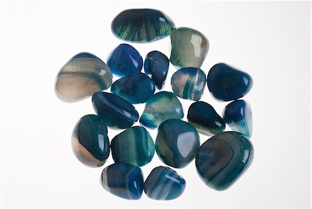 Assortment of Gemstones Stock Photo - Premium Royalty-Free, Code: 679-05797121
