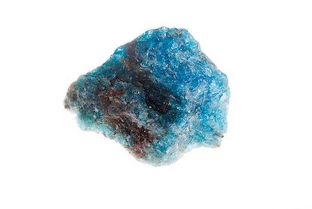 blue apatite Stock Photo - Premium Royalty-Free, Code: 679-05797131