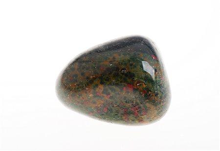 Heliotrope, or bloodstone Stock Photo - Premium Royalty-Free, Code: 679-05797132