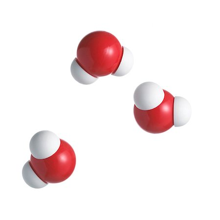 element - Water molecules Stock Photo - Premium Royalty-Free, Code: 679-05797152