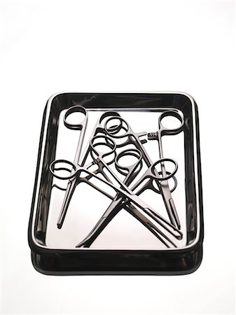 Surgical instruments Stock Photo - Premium Royalty-Free, Code: 679-05797618