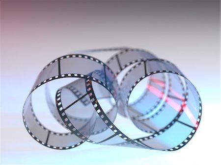 film strip - Photographic film Stock Photo - Premium Royalty-Free, Code: 679-05797639
