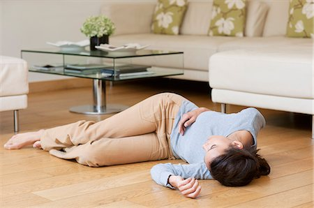 Fainting Stock Photo - Premium Royalty-Free, Code: 679-05797743