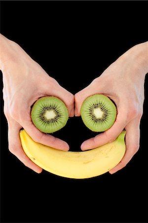 Healthy diet, conceptual image. Stock Photo - Premium Royalty-Free, Code: 679-05996483