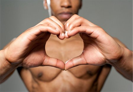 Heart health, conceptual image. Stock Photo - Premium Royalty-Free, Code: 679-06198647