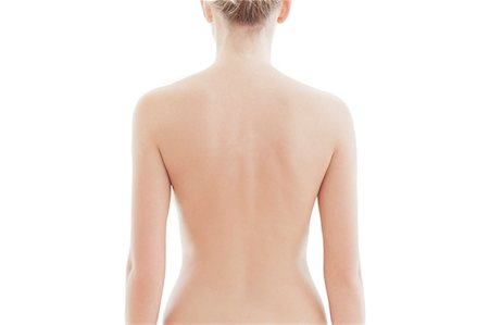 Woman's back. Stock Photo - Premium Royalty-Free, Code: 679-06673211