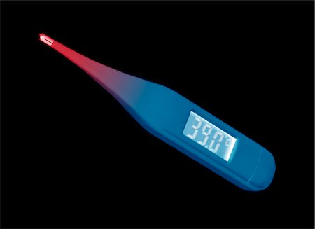 Medical thermometer. Stock Photo - Premium Royalty-Free, Code: 679-06673728