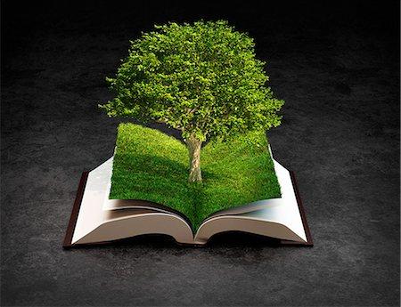 education concept - Knowledge, conceptual computer artwork. Stock Photo - Premium Royalty-Free, Code: 679-06755924