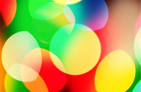Coloured lights. Stock Photo - Premium Royalty-Free, Code: 679-06779424
