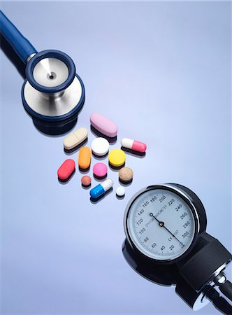 Healthcare, conceptual image. Stock Photo - Premium Royalty-Free, Code: 679-06781222
