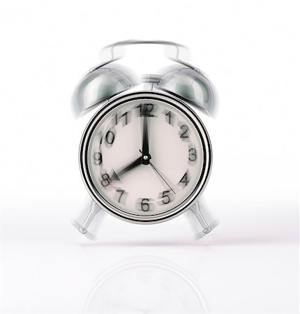 Alarm clock, artwork. Photographie de stock - Premium Libres de Droits, Code: 679-07607727