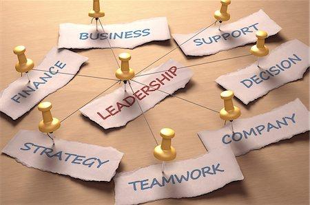 Leadership, artwork Stock Photo - Premium Royalty-Free, Code: 679-07814077