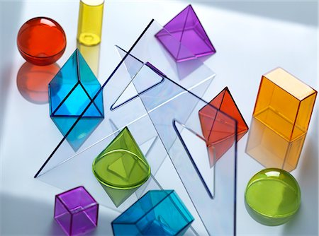 shape - Geometry Stock Photo - Premium Royalty-Free, Code: 679-08027058
