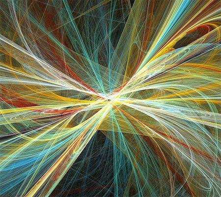 string - Superstrings, conceptual artwork Stock Photo - Premium Royalty-Free, Code: 679-08031679