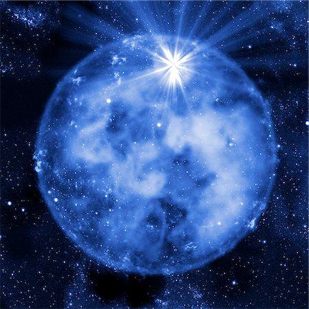 plasma - Supernova explosion, computer artwork. Supernovas are the explosive deaths of massive stars. Stock Photo - Premium Royalty-Free, Code: 679-02684687