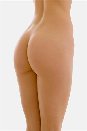 female nude hip - Woman's buttocks Stock Photo - Premium Royalty-Free, Code: 679-02995092
