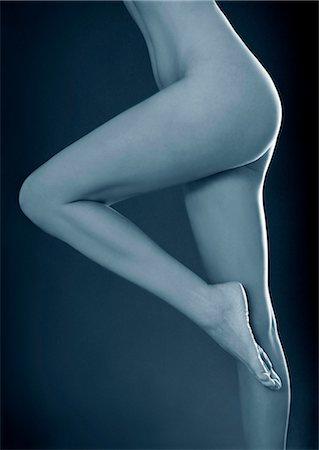 Woman's legs Stock Photo - Premium Royalty-Free, Code: 679-02995201