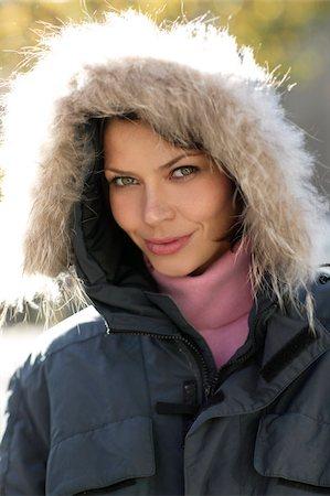 Happy woman Stock Photo - Premium Royalty-Free, Code: 679-02995525