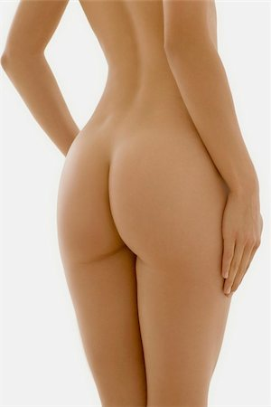 female nude hip - Woman's buttocks Stock Photo - Premium Royalty-Free, Code: 679-02995573
