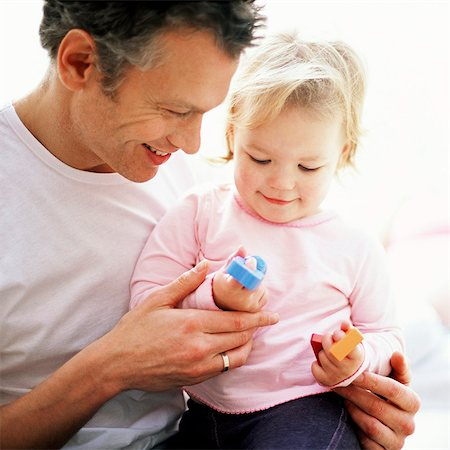 Fatherhood Stock Photo - Premium Royalty-Free, Code: 679-02996079