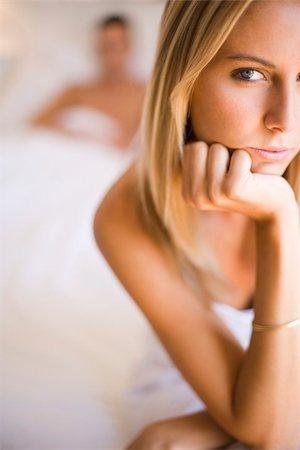 Relationship trouble Stock Photo - Premium Royalty-Free, Code: 679-02996205