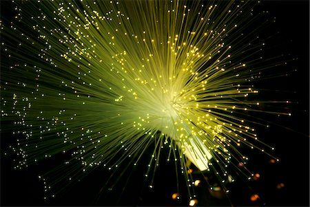 fibre optic - Fibre optics. Bundle of optical fibres. Stock Photo - Premium Royalty-Free, Code: 679-03298526