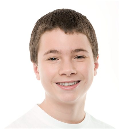 Teenage boy. Stock Photo - Premium Royalty-Free, Code: 679-03678890