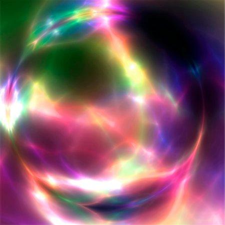 plasma - Abstract computer artwork. Stock Photo - Premium Royalty-Free, Code: 679-03680440