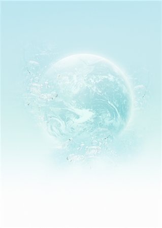 Earth image Stock Photo - Premium Royalty-Free, Code: 670-05854745