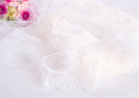 femininity - Lace Stock Photo - Premium Royalty-Free, Code: 670-06450346