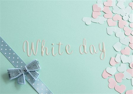 Image of White Day Stock Photo - Premium Royalty-Free, Code: 670-06451544