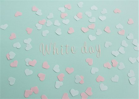 Image of White Day Stock Photo - Premium Royalty-Free, Code: 670-06451542