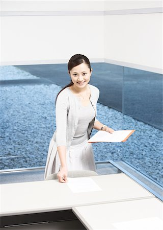 Businesswoman Stock Photo - Premium Royalty-Free, Code: 670-02119943