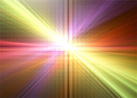 refraction - Flash Bulb Image (CG) Stock Photo - Premium Royalty-Free, Code: 670-02111201