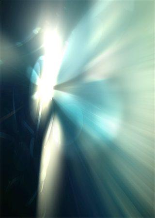 refraction - Flash Bulb Image (CG) Stock Photo - Premium Royalty-Free, Code: 670-02111229