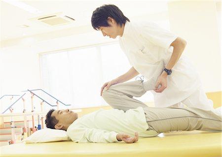 rehabilitation - Rehabilitation Stock Photo - Premium Royalty-Free, Code: 670-02966507