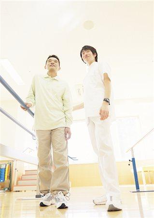 rehabilitation - Rehabilitation Stock Photo - Premium Royalty-Free, Code: 670-02966516