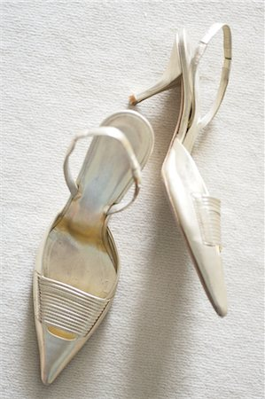 Pair of ladies shoes Stock Photo - Premium Royalty-Free, Code: 689-05612110