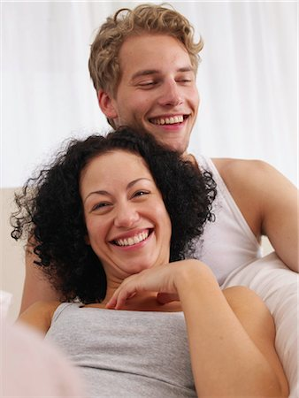 young couple Stock Photo - Premium Royalty-Free, Code: 689-03131284