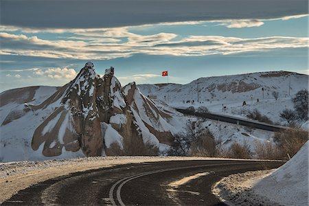 Urgup, Nevsehir (Cappadocia) Turkey Stock Photo - Premium Royalty-Free, Code: 682-07281347