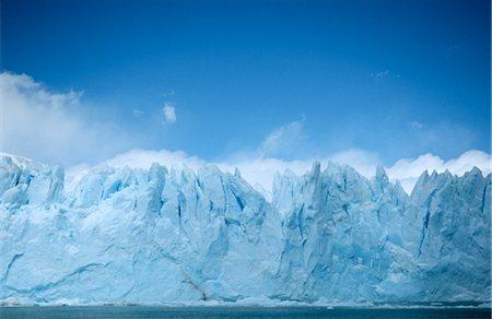 perito moreno glacier - Portrait of Glaciers Stock Photo - Premium Royalty-Free, Code: 682-02892652