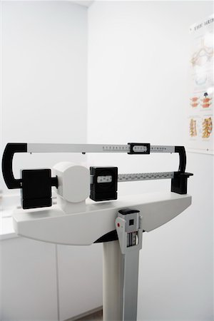 Weight Scale,high section,close-up view Stock Photo - Premium Royalty-Free, Code: 694-03331658