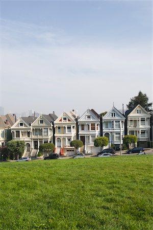 Haight Ashbury, California Stock Photo - Premium Royalty-Free, Code: 694-03332399
