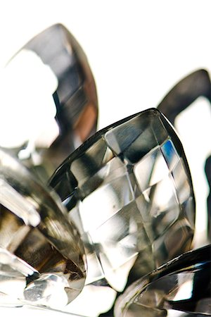 refraction - Prisms, abstract Stock Photo - Premium Royalty-Free, Code: 695-05770353